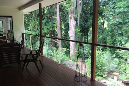 Relax among the trees - Palmwoods