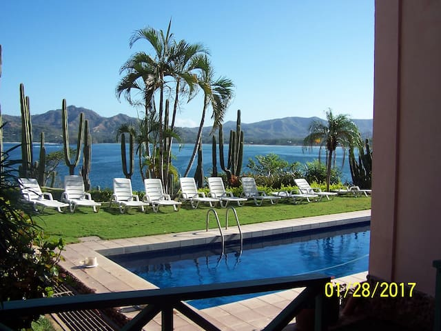 Celeste Flamingo,Beautiful ocean view - Playa Flamingo - Condominium
