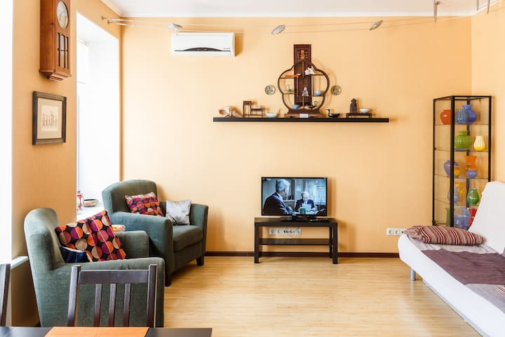 Apartment in the center of SPb