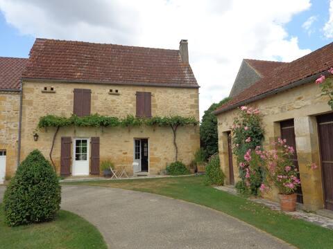 Maison périgourdine en Périgord Noir