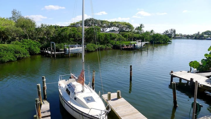 Sea Breeze in Anna Maria With Private Dock