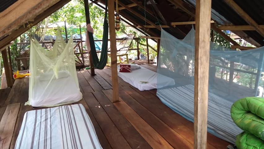 Comunidade do Xingu - Camping