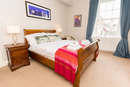 Luxury Thistle St New Town 1 Bed Apartment