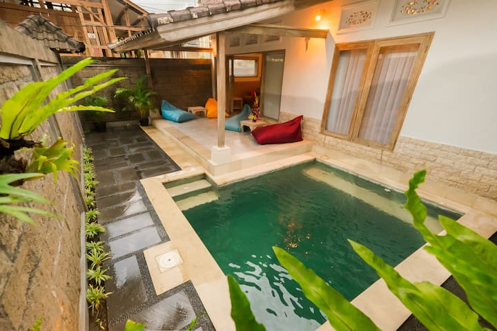New family rooms in Canggu