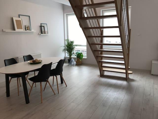 Spacious new apartment near Rynek