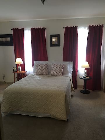 Spacious downtown buffalo apt & private bathroom - Buffalo - Apartamento