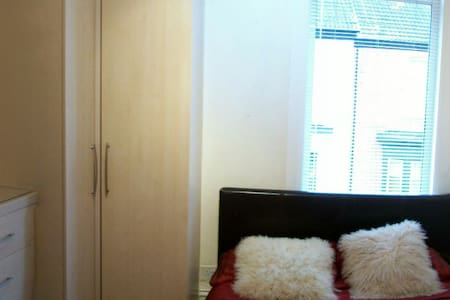 Modern cosy double room - Stockton-on-Tees - Rumah