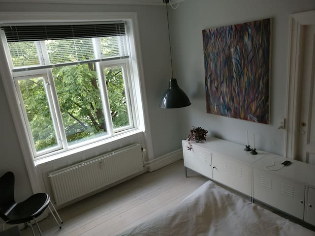 Cosy double room in great location