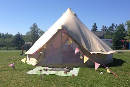 East Coast Glamping - Tent