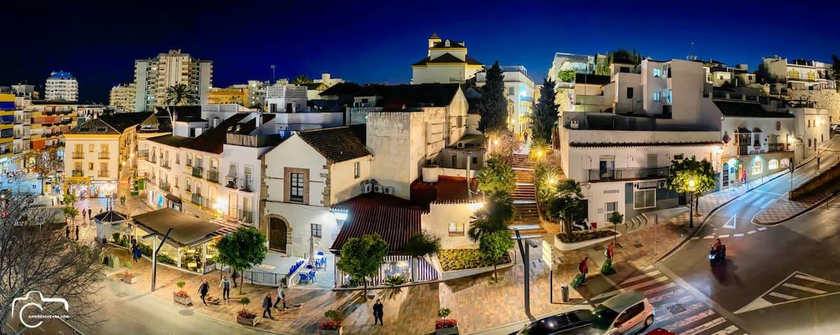 Old town Apartament Marbella