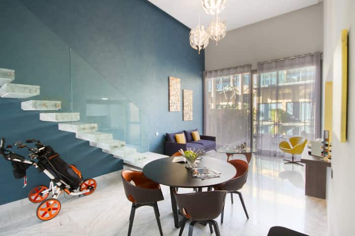 LOFT INFINITY 2 - 2 CHAMBRES - LUXURIOUS STAY