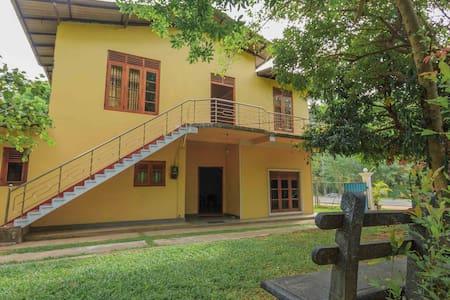Ajith's Home (2) - Polonnaruwa