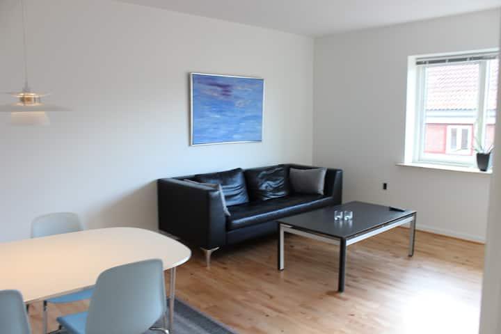 Lejlighed i Vejle Centrum, whole apartment