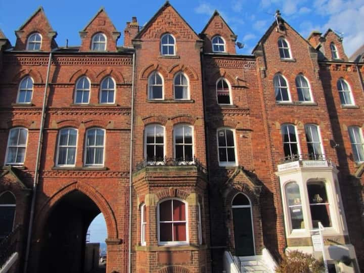 Whitby, The Sanctuary, One bedroom apartment.