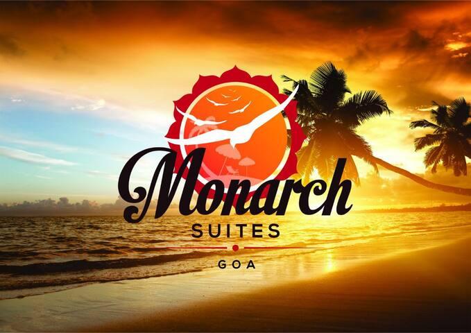 Monarch Suites, 1 BHK Apartment in Candolim Goa