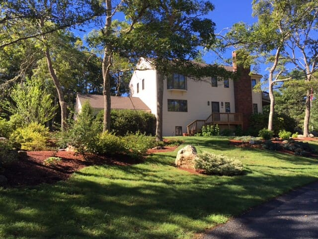 Large home in Old Silver Hills, Falmouth, Cape Cod