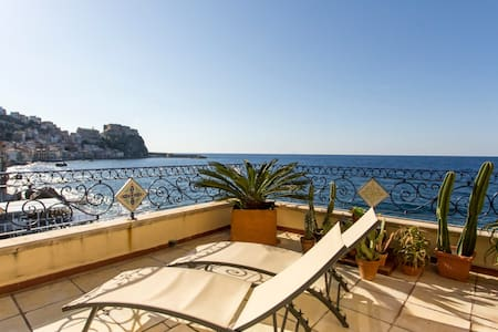 Lovely apartment with stunning view on the sea