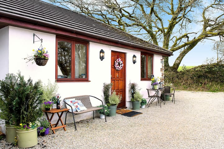 *The Studio, Tamar Valley,  nr Moors & Coast*