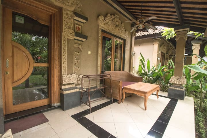 Traditional Balinese Home in North Coast Bali