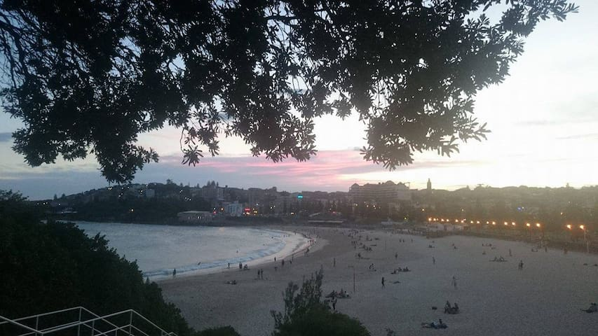 Awesome bedroom avail for 2.5 weeks, Coogee Beach