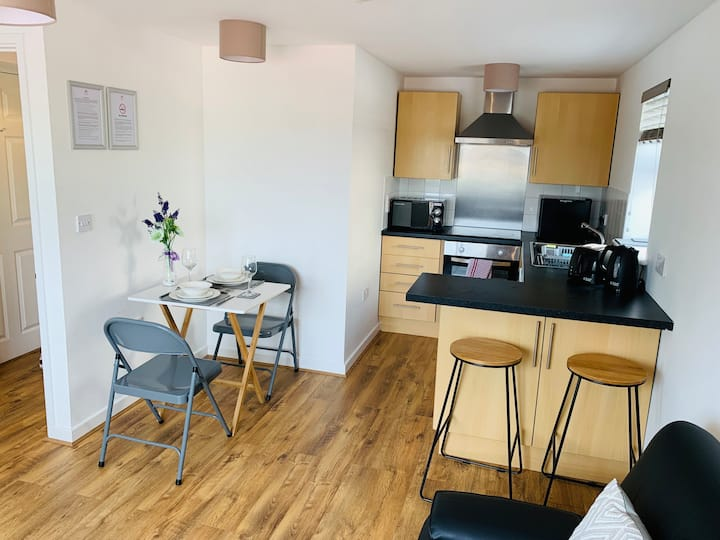 Cosy&Comfortable Flat Near City Centre | ✶Parking✶