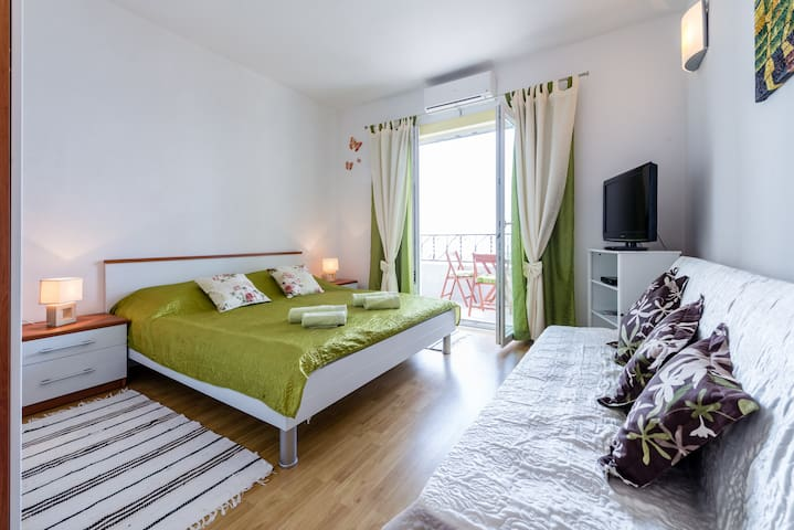 Adriatic Green Apartment - Pisak - Daire