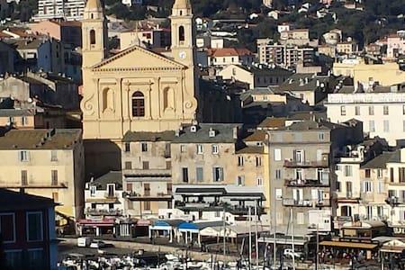Studio au coeur de la citadelle - Bastia