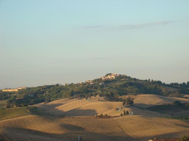 Casa Giulia - Chianni - Pis