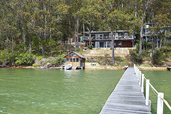 Home right on the water! Relax and unwind