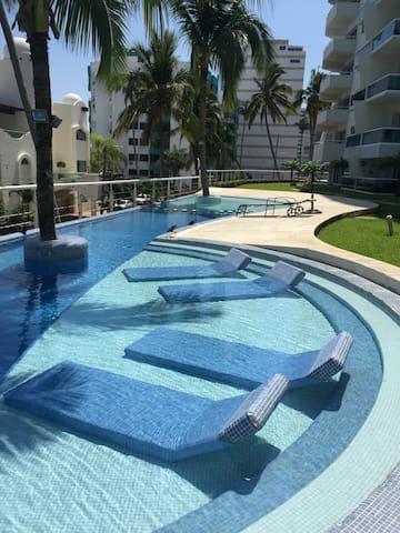 Departamento de Lujo en Mocambo - Boca del Río - Apartmen