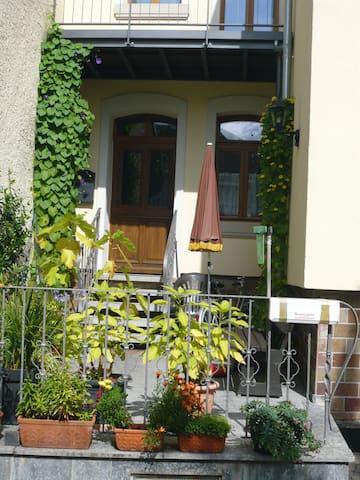 1&1b Nr. 1 Neu : Ferienwohnung am Lahn-Radweg - Limburg an der Lahn - Daire