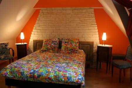 Le papy Gomez, chambres d'hôtes - Bouin-Plumoison