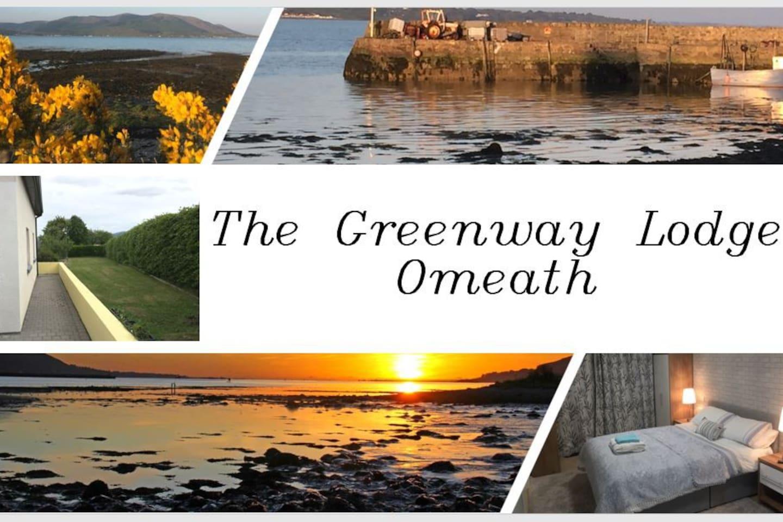 The Greenway Lodge, Omeath, Carlingford Lough