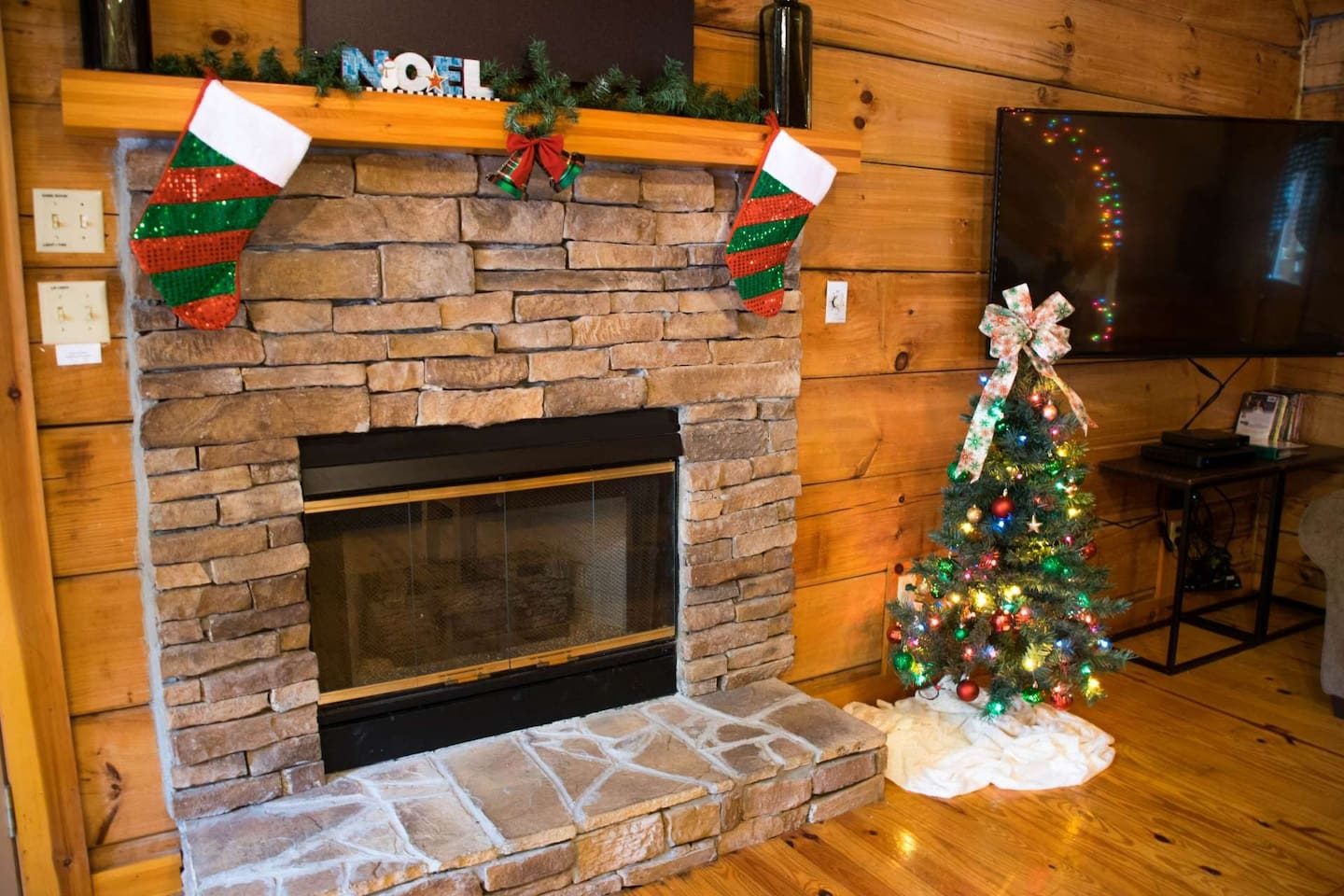 Curl up by the fireplace and share some hot cocoa with your special loved ones.  Enjoy your Holiday Season!