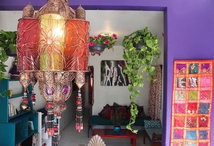Magical apartment in the heart of México city - Mexico - Appartement en résidence