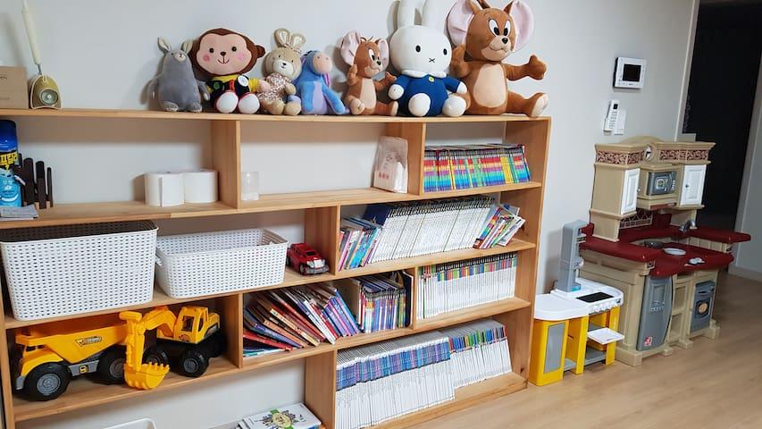 별둘⭐⭐🙋22평 최상의 넓은 공간🙋 아이들이 좋아하는집, 하나로 마트, 애월해안도로