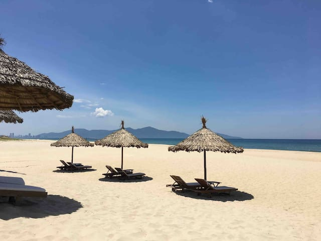 5* Resort by the Ocean, 1BR fully equipped, Danang