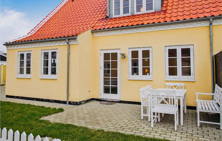 Holiday cottage with 3 bedrooms on 132m² in Skagen