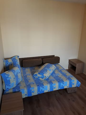 1 BEDROOM APARTMENT WITH BALCONY IN PRIVATE VILLA.