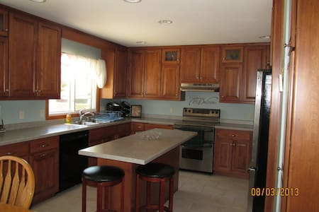 Family Friendly Ranch Home near Elkhart Lake, WI - Kiel