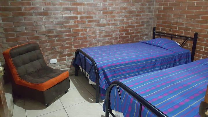 Chapines Hostel vive nuestra Cultura y Tradición.
