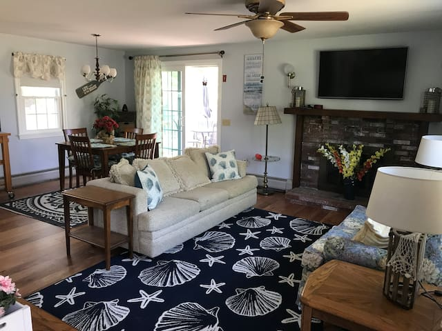 Beautiful home near the beach
