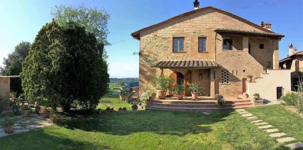 Casa M.E.A.   Cusignano, San Miniato Pi