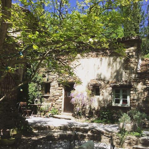 Gîte du Bucheron - Riols - Casa