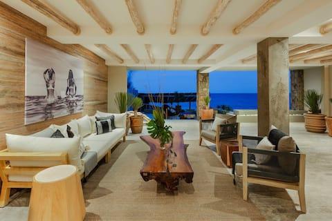 Beachfront entire penthouse los cabos paradise