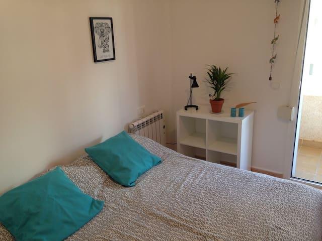 Habitacion en Ibiza/Room in ibiza - Santa Eulària des Riu - Lägenhet
