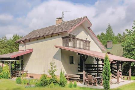 Holiday cottage with 5 bedrooms on 200m² in Klodawa