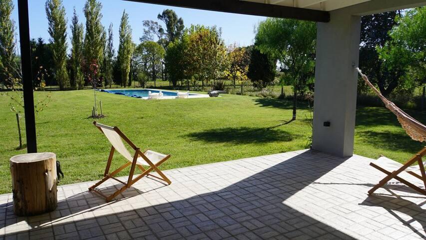 Casa en Club de Campo La Ranita