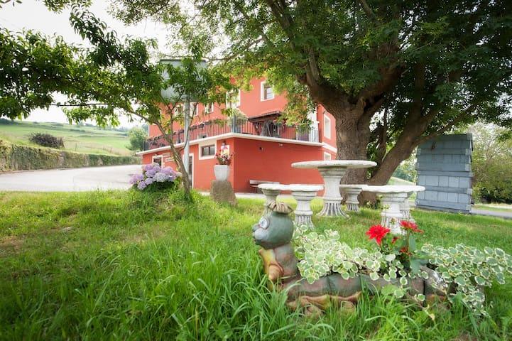 Habitación encanto en Astigarraga - Astigarraga - ที่พักพร้อมอาหารเช้า