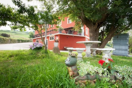 Habitación encanto cerca de San sebastian - Astigarraga